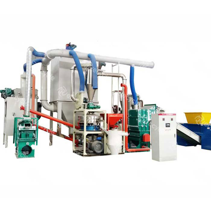 Waste Computer Printed Circuit Board Recycling Machine